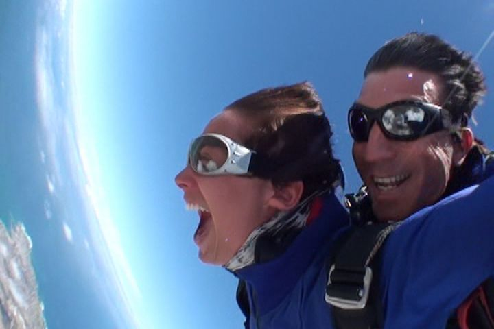 rock the route - skydive-mossel-bay