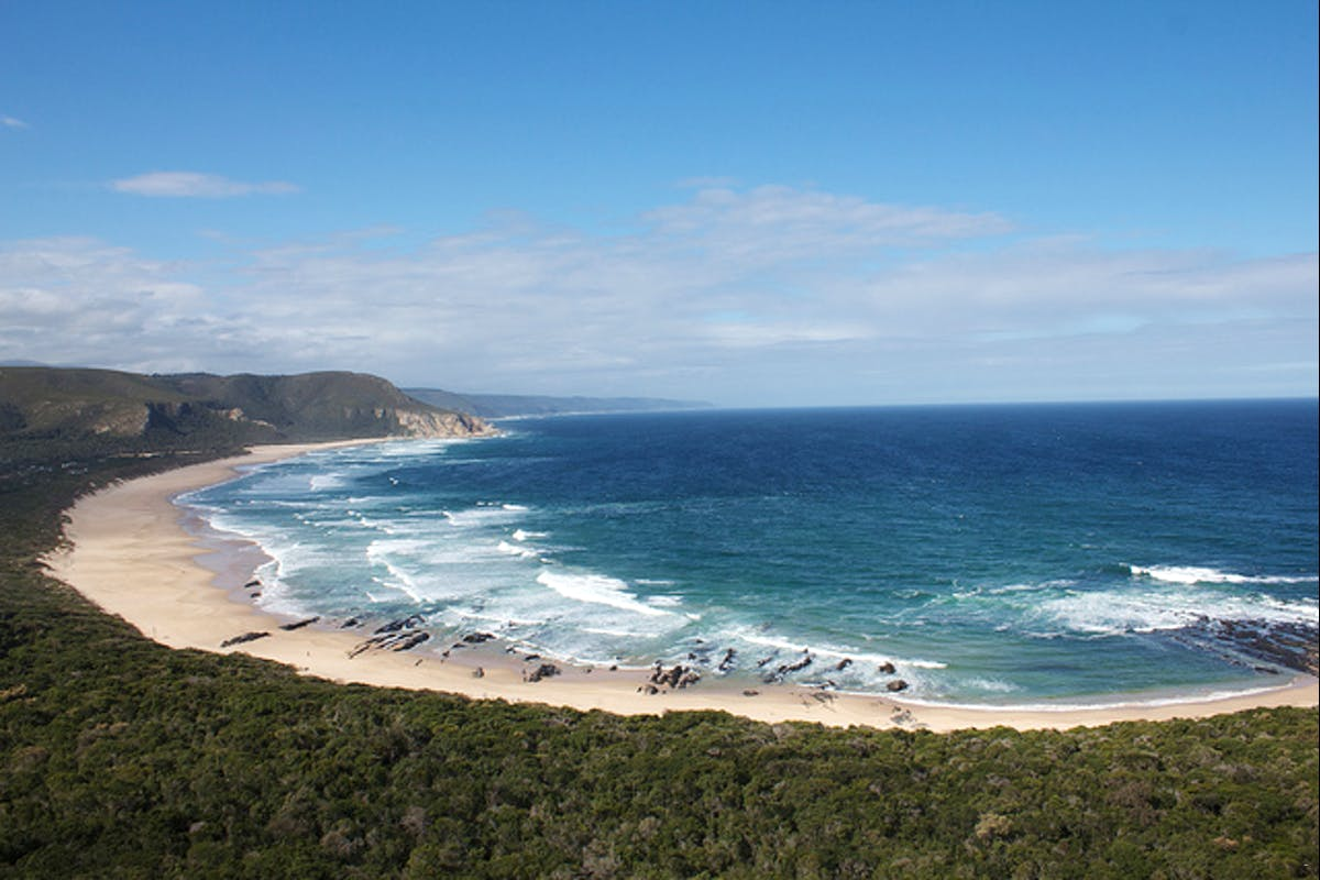 The 4 best beaches along the Garden Route